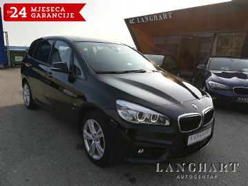 BMW 218D Gran Tourer,Sport-line,7-sjedala,Navi,Led,Pano,1vlasnik,82.900km,Servisna,Garancija do 24 mjeseci