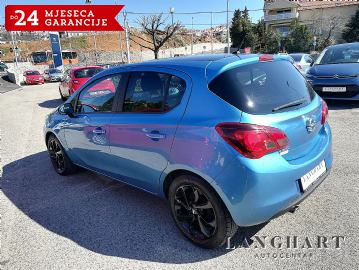 Opel Corsa 1.4 16V Color Edition,1.vlasnik,servisna,kupljen u HR