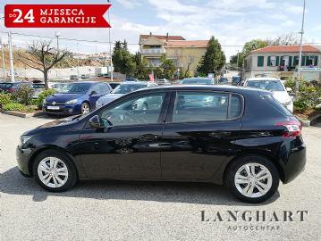 Peugeot 308 1.6 HDI,1.vl.,servisna,NAVI,LED,ALU 16,GARANCIJA
