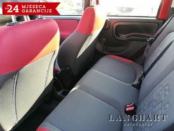 Fiat Panda 1.2,Lounge,Klima,1vlasnik,39.200km,Servisna,Garancija do 24 mjeseci,Reg.do 06/2019