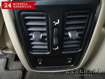 Jeep Grand Cherokee 3.0 V6 CRD Overland,kupljen u HR,Navi,Kamera,Keyless Go,