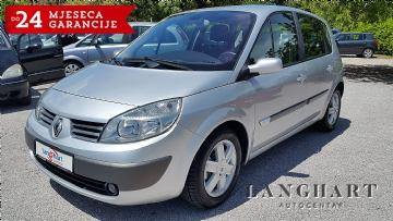 Renault Scenic 1,9 dCi,Klima,Reg.do 26.06.2017