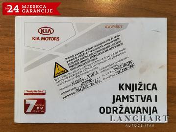 Kia Sportage 1.7 CRDI LX FUN,1.vl.,servisna,reg.09/2019.,kupljen u HR
