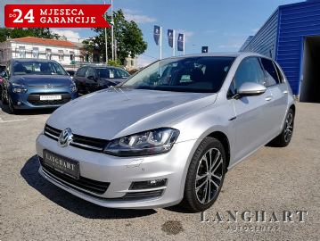 VW Golf VII 1.6 TDI,Lounge,BI-Xenon,Led,Alu17
