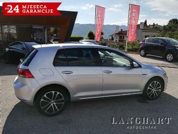 VW Golf VII 1.6 TDI,Lounge,BI-Xenon,Led,Alu17