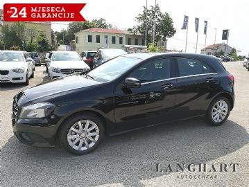 Mercedes A klasa 200 CDi, reg.09/2019,Navi,auto-klima,servisna