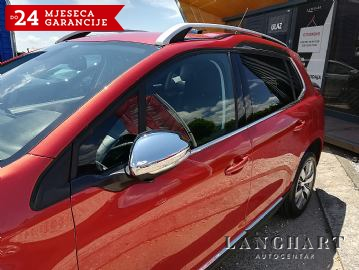 Peugeot 2008 1.6 HDI Allure,1.vl.,servisna,NAVI,KOŽA,LED,GARANCIJA