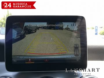 Mercedes GLA 220 d AMG,1.vl.,servisna,22900 km,LED,KEYLESS,ALU 19,NAVI,GARANCIJA