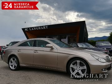 Mercedes CLS 320 CDI,Automatik,152.930km,Servisna,HR auto,Reg.do 03/2020