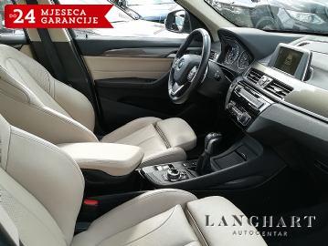 BMW X1 18d,x-Line,automatik,Led,Navi,Koža,1vlasnik,103.560km,Servisna