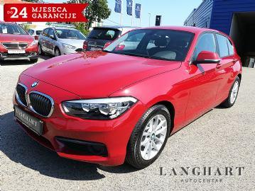 BMW 116 d,1.vl.,servisna,42650 km,alu 16,GARANCIJA