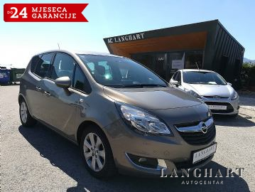 Opel Meriva 1.6 CDTi Enjoy 136 KS,1.vl.,servisna,55.600 km,reg.05/2020.,GARANCIJA