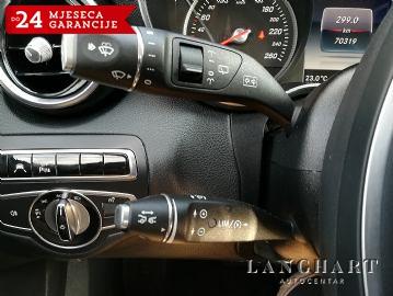 Mercedes C 220 d T Avantgarde,1.vl.,servisna,COMAND,LED,GARANCIJA