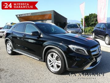 Mercedes Gla 200 Cdi,Urban,automatic,1.vl,servisna,Bi-Xenon,Led,Navi,Totwinkel