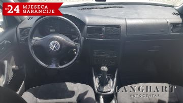 VW Golf IV Variant 1,9 SDI, Klima, HR porijekla