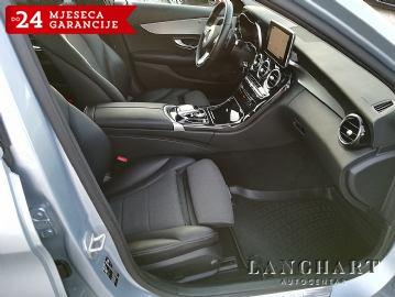 Mercedes C 220 d T 4-Matic, Avantgarde,1.vl.,servisna,COMAND,LED,GARANCIJA