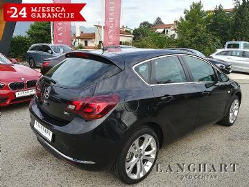 Opel Astra 1.6 CDTI Cosmo,1.vl.,servisna,xenon,alu 18,koža,kupljen u HR,GARANCIJA