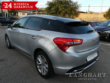 Citroen DS5 2.0 HDI,180ks,Automatik,kupljen u HR.reg.do 28.03.2020