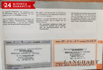 Citroen C5 1.6 HDI Exclusive,servisna,NAVI,KOŽA,reg.02/2020.g.