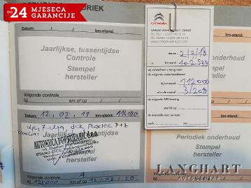 Citroen C5 1.6 HDI Exclusive,servisna,NAVI,KOŽA