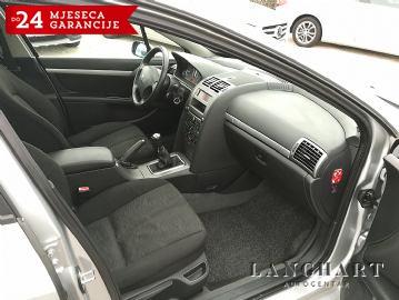 Peugeot 407 SW 1.6 HDi 16V,servisna, panorama krov, reg.04/2020.g.