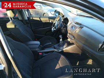 Kia Sportage 1.7 CRDI LX FUN,,servisna,reg.09/2020.,kupljen u HR