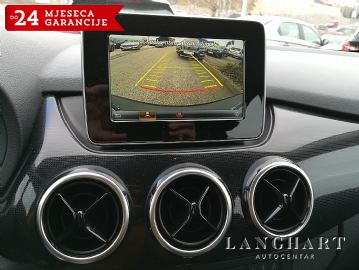 Mercedes B 180 d Facelift,1.vl.,servisna,NAVI,LED,KAMERA,ALU,GARANCIJA