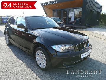 BMW SERIJA 1 116 D,servisna,xenon,reg.06/2020.g.,GARANCIJA